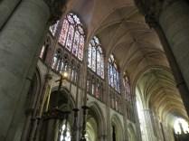 W prezbiterium katedry