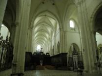 PONTIGNY: stalle części chórowej / stalls in the choir