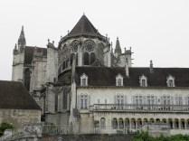 Fasada wsch. katedry