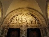 VEZELAY: CHRYSTUS I APOSTOŁOWIE / CHRIST AND HIS APOSTLES