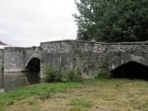 Średniowieczny most na Gartempe