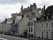 AMBOISE: u stóp zamku / at the foot of the chateau