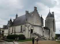 LOCHES: Logis Royal