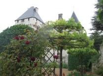 CHATEAU DU RIVAU: Ogrody zamkowe / Castle gardens