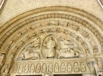 Chrystus z symbolami Ewangelistów