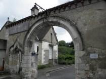 Brama dawnego konwentu franciszkanów