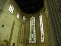 XVI-wieczne prezbiterium kościoła