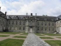 Dawny szpital w Chateaudun