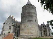 Wieża Thibauta z XII w.