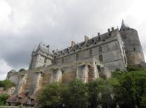 Zamek od zachodu