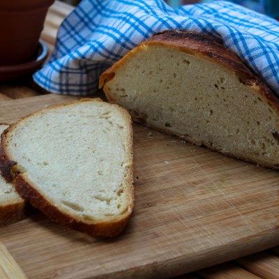 Dinkel-Bier-Brot