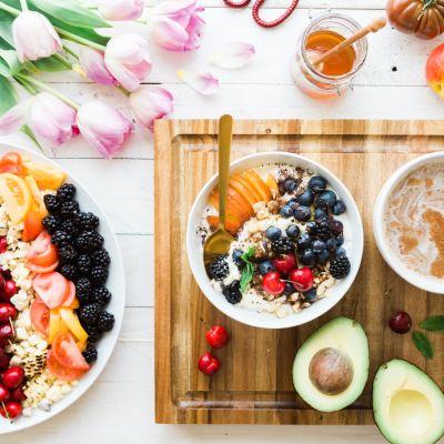 Richtiges Essen essen