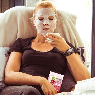 Garnier Hydra Bomb Gesichtsmaske