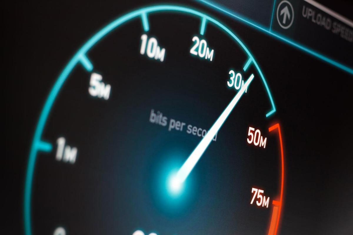 Teste a velocidade da Internet