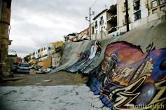 graffiti 3d in spain