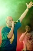 Grubson i 3oda Kru na koncercie we Wrocławiu w Klubie Alibi. Trasa promująca O.R.S - Original Rudeboy Style