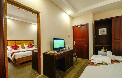 Family Adjoining Room Hotel M01 - Puerto Princesa