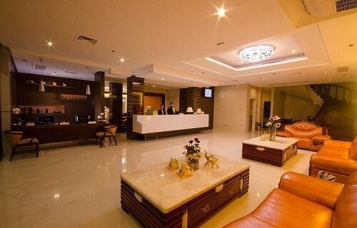 Receptie Hotel M01 - Puerto Princesa