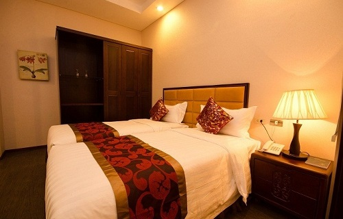 Standard Room Hotel M01 - Puerto Princesa