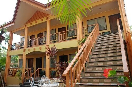 Gebouw Superior Rooms Hotel B01 - Coron, Palawan, Filipijnen