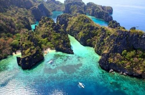 Lagoons - Bacuit Bay, El Nido, Palawan