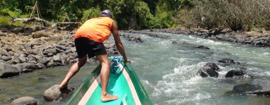 Pagsanjan River - Luzon, Filipijnen