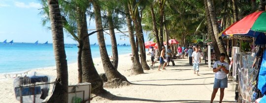 Boulevard Boracay - Western Visayas, Filipijnen