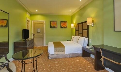 Deluxe Room Hotel L01 - Clark, Luzon, Filipijnen