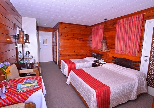 Deluxe Room Hotel B01 Banaue - Ifugao, Luzon, Filipijnen
