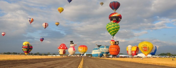 Hot Air Balloon Fiesta – Clark
