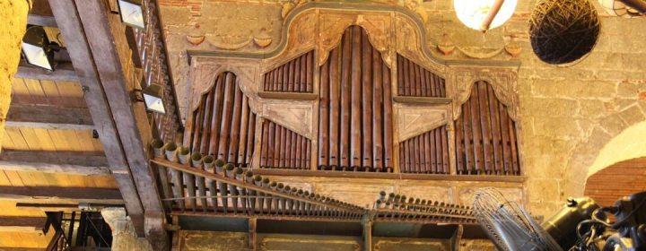 Onderweg naar Tagaytay kunt u het beroemde Bamboe Orgel in Las Pinas Church bezoeken