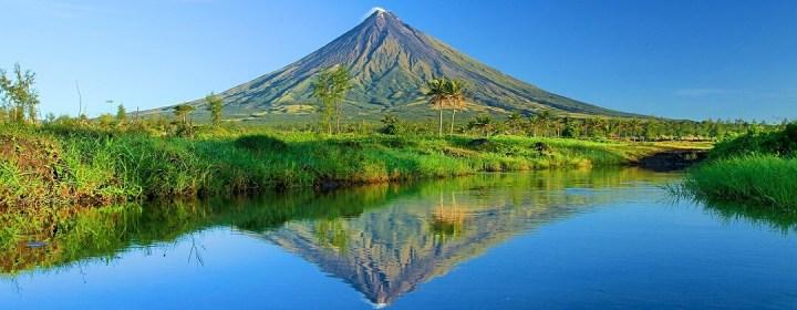 Mayon Vulkaan
