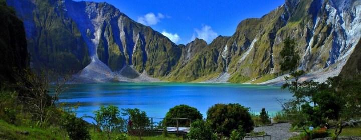 Mount Pinatubo Kratermeer – Zambales