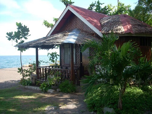 Ocean Cottage Resort M01 - Camiguin, Mindanao, Filipijnen