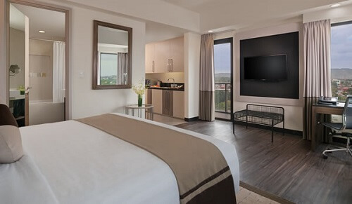 Premier Room Hotel L01 - Davao, Mindanao, Filipijnen