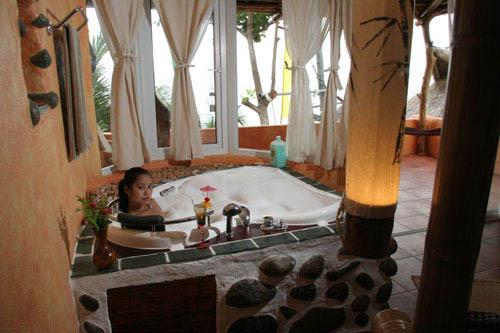 Premium Seaview Room met Jaccuzi Resort M11 - Dumaguete Omgeving, Central Visayas, Filipijnen