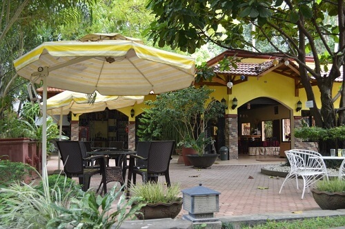 Restaurant Hotel B11 - Samal Island, Davao Region, Mindanao, Filipijnen