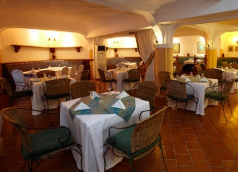 Restaurant Hotel M01 - Dumaguete, Central Visayas, Filipijnen