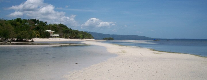Sandugan Beach