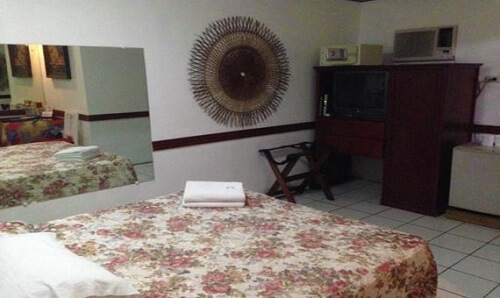 Standard Room Hotel B01 - Angeles City, Luzon, Filipijnen