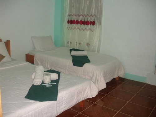 Triple Room Hotel B11 Sagada - Mountain Province, Luzon, Filipijnen