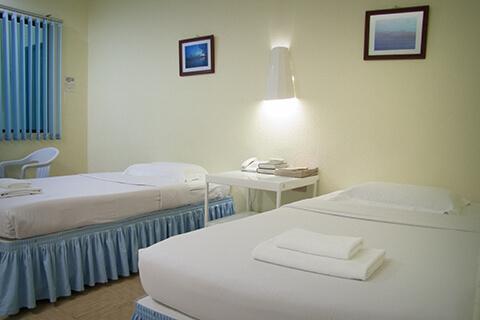 Twin Standard Room Hotel B01 - Dumaguete, Central Visayas, Filipijnen