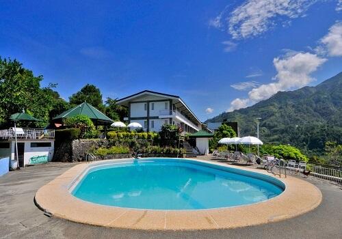 Zwembad Hotel B01 Banaue - Ifugao, Luzon, Filipijn