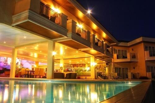 Zwembad Hotel M01 - Tagaytay, Luzon, Filipijnen