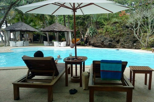 Zwembad Resort M01 - Siquijor, Central Visayas, Filipijnen