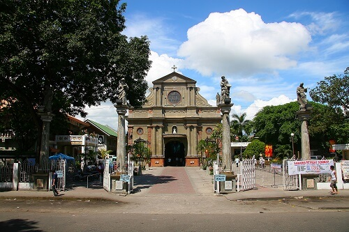Cathedral Church - Dumaguete, Negros Oriental, Central Visayas, Filipijnen