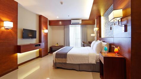 Deluxe Room, Mabuhay Wing Resort M11 - Mactan Island, Cebu, Filipijnen