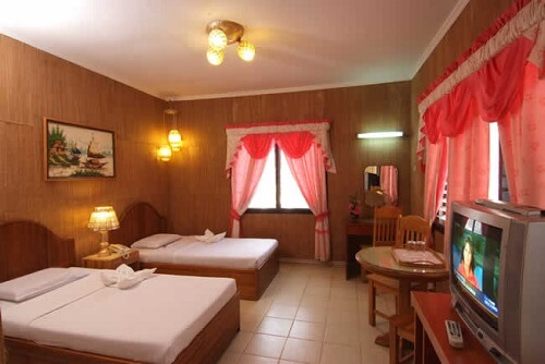 Superior Room Resort M02 - Bohol, Central Visayas, Filipijnen