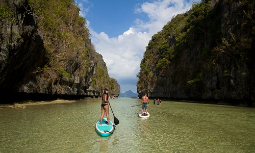 Suptour - El Nido, Palawan, Filipijnen