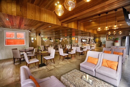 Restaurant Hotel B01 - Cebu, Filipijnen